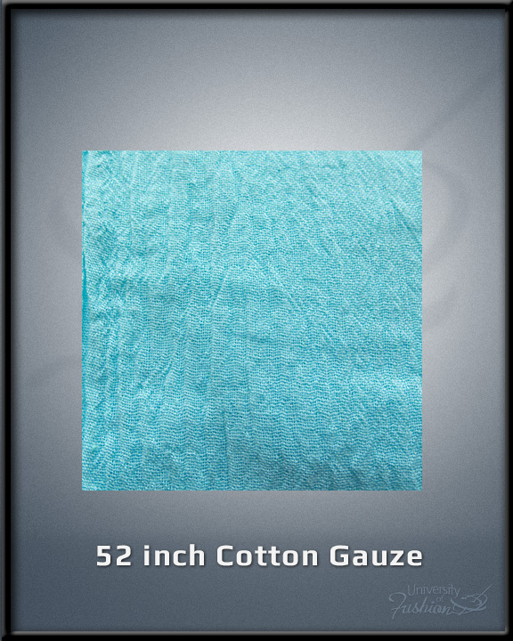 52 inch Cottong Gauze