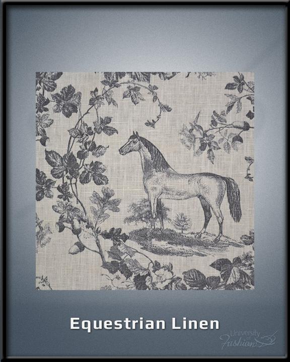 Equestrian Linen