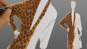 Rendering Leopard