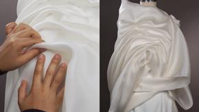 Creative Draping- Zero Waste Dress