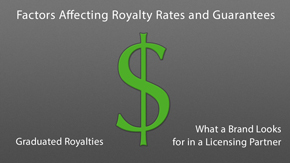 Licensing- Money Matters Basics