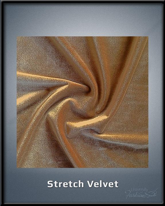 Stretch Velvet