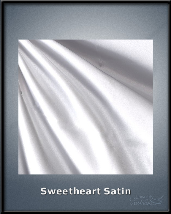 Sweetheart Satin