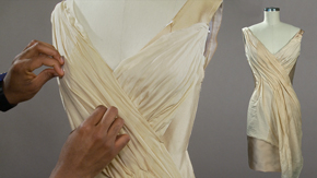 Creative Draping-The Art of Ruching