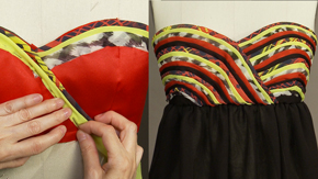 Creative Draping-The Art of Fluting