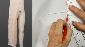 Drafting a Child's Basic Pant (Pants)