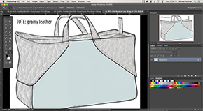 Introduction to Photoshop for Accessory Design-#1