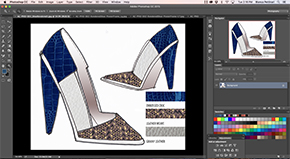 Intro To Photoshop for Accessories – Layers Panel-#2