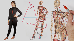 Model Drawing: Fashion, Proportion & Movement