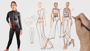 Model Drawing: Pant Poses