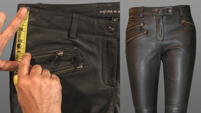 How To Spec a Leather Pant