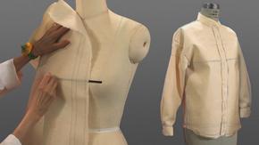 Drop Shoulder Blouse
