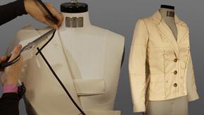 Jacket Draft & Drape