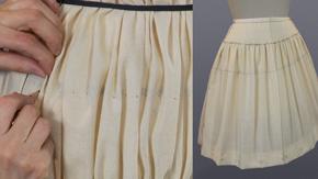 Yoke Dirndl Skirt
