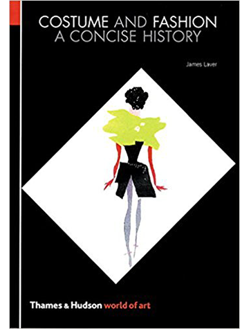 Costume-and-Fashion-A-Concise-History-World-of-Art Book Cover
