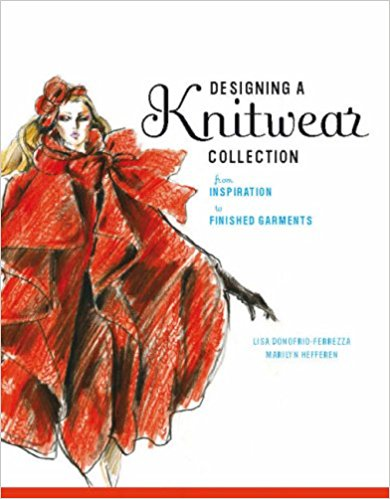 Designing-a-Knitwear-Collection-From-Inspiration-to-Finished-Garment Book Cover