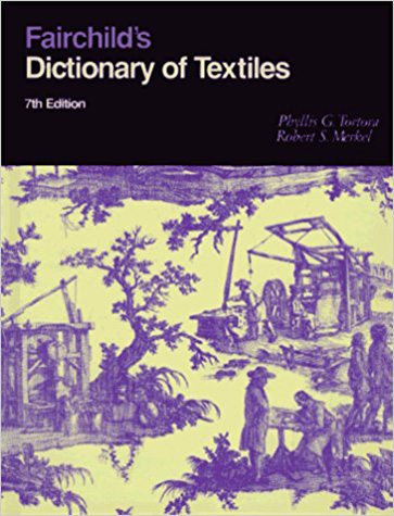 Fairchilds-Dictionary-of-Textiles Book Cover