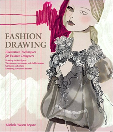 Fashion-Drawing-Illustration-Techniques-for-Fashion-Designers Book Cover