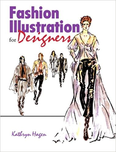 Fashion-Illustration-for-Designers Book Cover