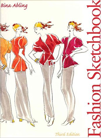 Fashion-Sketchbook Book Cover
