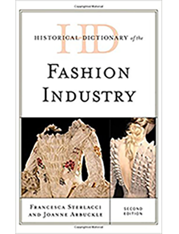 Historical-Dictionary-of-the-Fashion-Industry Book Cover