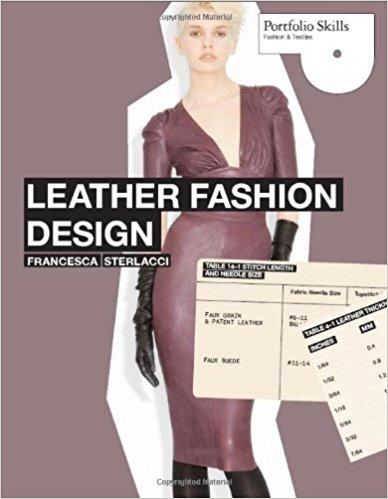Leather-Fashion-Design Book Cover