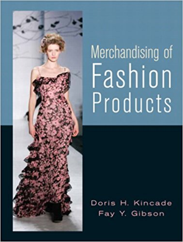 Merchandising-of-Fashion-Products Book Cover
