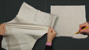 Draping Basics – Muslin, Blocking, Marking & Pressing