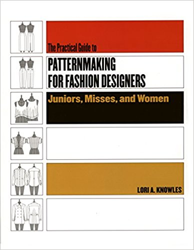 Guide-to-Patternmaking-for-Fashion-Designers-Juniors-Misses-and-Women Book Cover