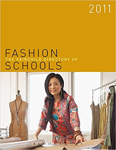 The-Fairchild-Directory-of-Fashion-Schools Book Cover