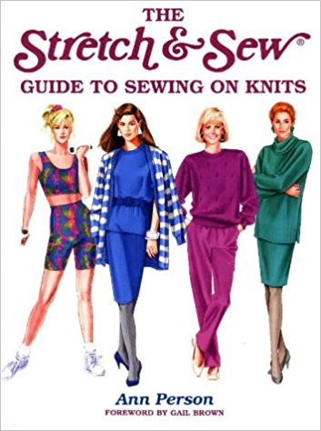The-Stretch-Sew-Guide-to-Sewing-on-Knits Book Cover