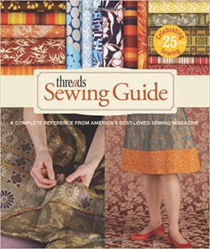 Threads-Sewing-Guide Book Cover