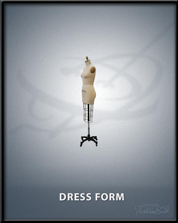 Full Female Body Dress Form Size 4