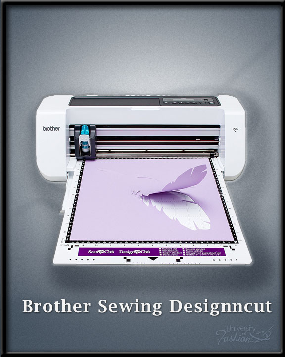 Brother Sewing Designncut