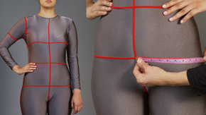 Measuring the Female Body