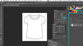 Introduction to Adobe Photoshop for Fashion Design-#1