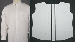 Drafting a Men's Shirt Block