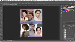 Creating a Customer Board in Adobe Photoshop-#7
