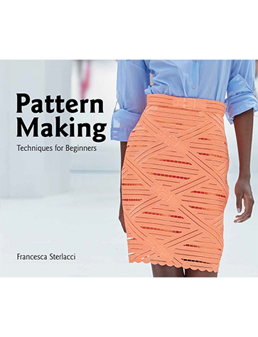 Pattern Making Book Cover