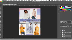 Creating an Inspiration Board in Adobe Photoshop-#9
