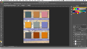Creating a Color Story in Adobe Photoshop #11