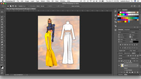 Creating a Flats and Figure Board in Adobe Photoshop-#13